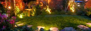 Garden Lighting North London